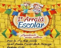 1º Arraiá Escolar