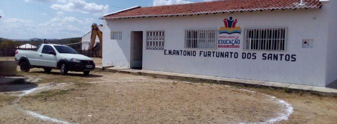 A Prefeitura Municipal de Tenente Ananias firmou parceria com  Ong Terra Viva para construçao de Cisternas nas escolas da zona rural.