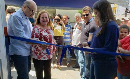 Foi inaugurado, o Programa Café Cidadão em Tenente Ananias.