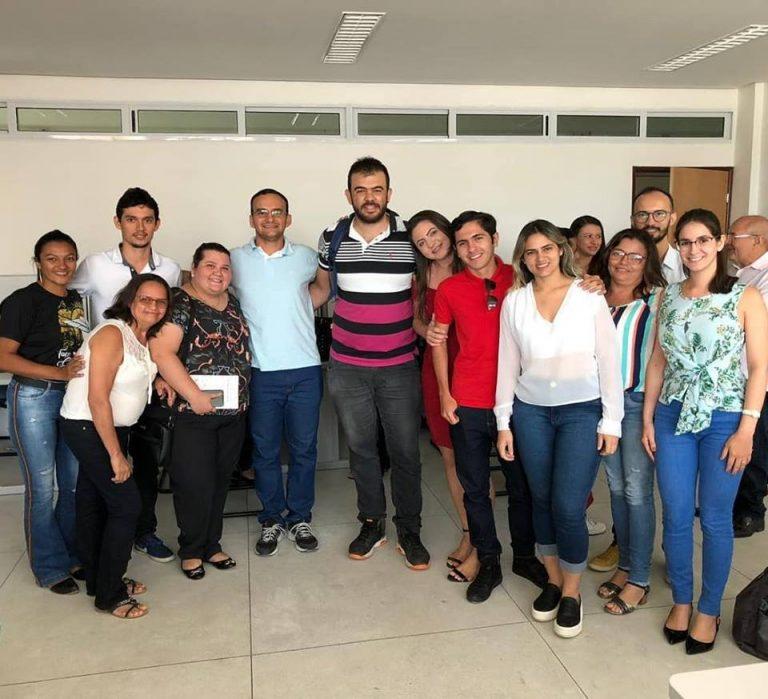 Capacitação de Profissionais da Secretaria de Saúde em Telessaúde na UEPB em Catolé do Rocha -PB