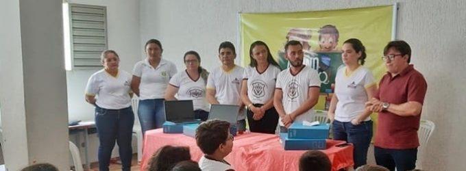 Secretaria Municipal de Educação lança Aluno Nota 10 -2019.