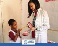 A Secretaria Municipal de Saúde de Tenente Ananias realizou, mais um Programa Saúde na Escola-PSE