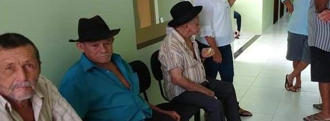 A Secretária de Municipal de Saúde Tenente Ananias, juntamente com equipe ESF IV, do Sítio Poço de Açude, realizou diversas ações.