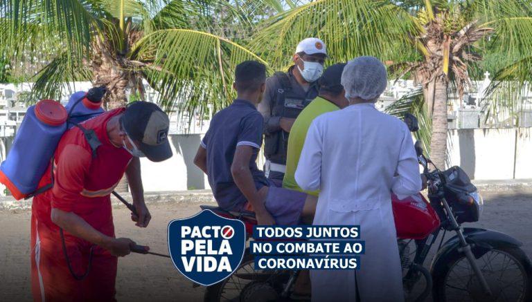 Ações de combate ao novo Coronavírus