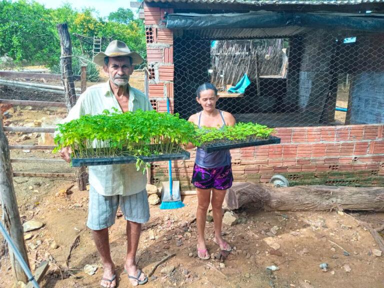 O Projeto Semeando Esperança no Alto Oeste Potiguar está acontecendo nosso município desde 2019. Confira!