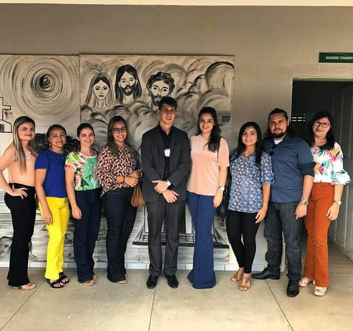 Polícia Civil de Marcelino Vieira promoveu uma formação para os profissionais da Assistência Social
