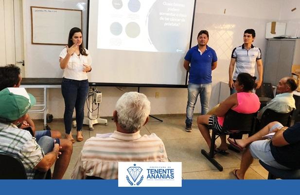 A prefeitura municipal de Tenente Ananias, através da secretaria de Saúde, realizou atendimento a população em alusão ao novembro azul